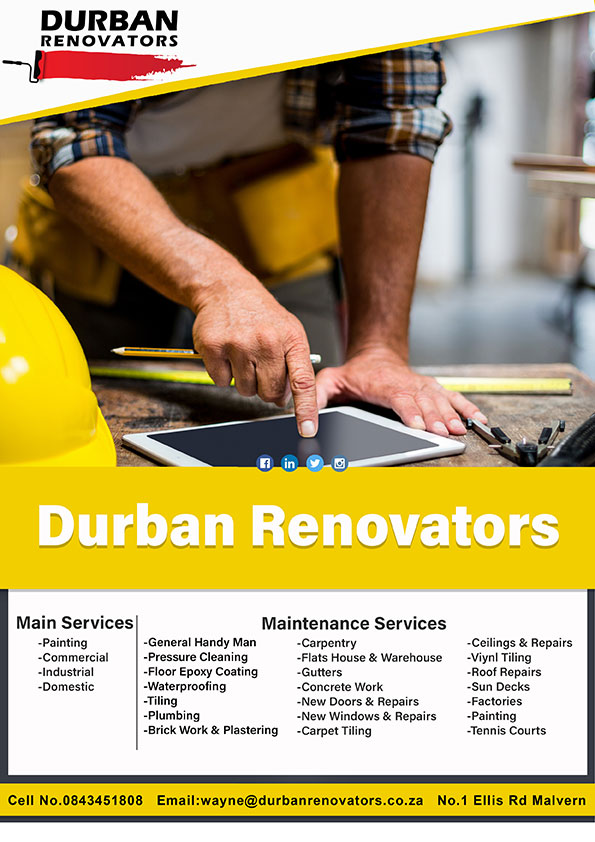 Painters in Durban